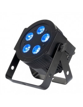 LOC PAR LED 5x12w RGBAW-UV