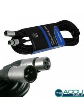 Cable AC-PRO-XMXF/10 XLR...
